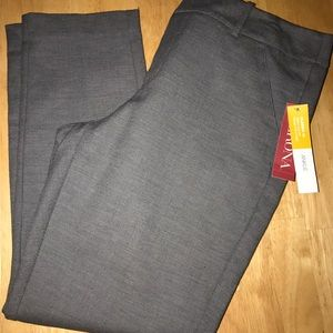 Merona Classic Fit Stretch Ankle Pants Size 8
